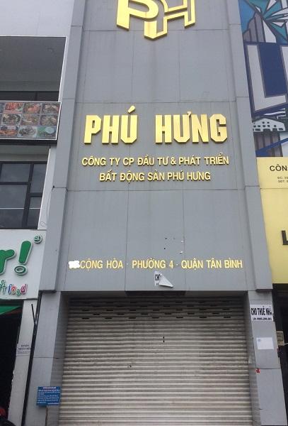 Nhà cho thuê nguyên căn mặt tiền Cộng Hòa quận Tân Bình