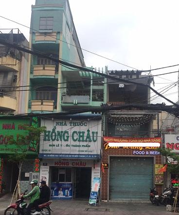 Nhà cho thuê nguyên căn mặt tiền Đồng Nai quận 10