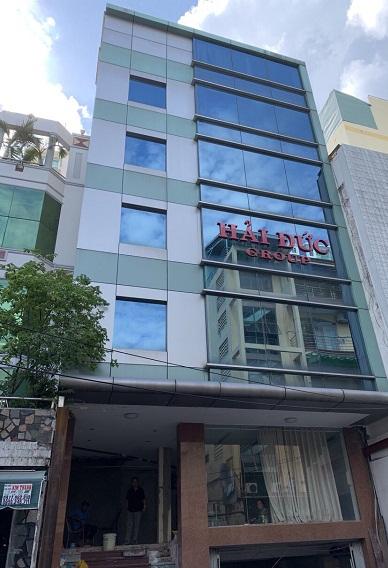 Nhà cho thuê nguyên căn mặt tiền đường Cao Thắng quận 10