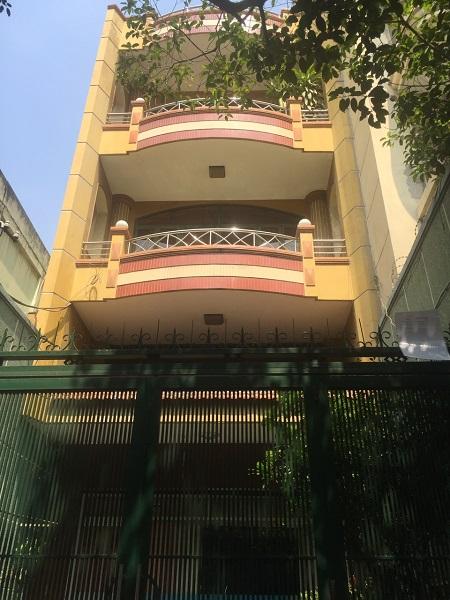Nhà cho thuê nguyên căn mặt tiền đường Điện Biên Phủ, Quận 1
