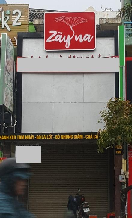 Mặt tiền Phan Văn Trị Quận Gò Vấp 4x25m 60tr/tháng 2 lầu