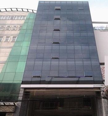 Cho thuê tòa nhà văn phòng mặt tiền Trần Thiện Chánh quận 10