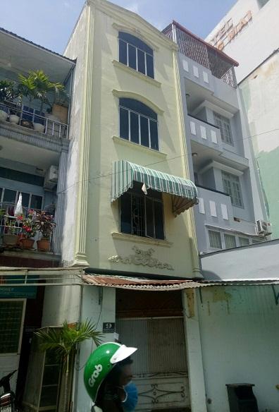 Nhà cho thuê nguyên căn mặt tiền Trương Hoàng Thanh quận Tân Bình