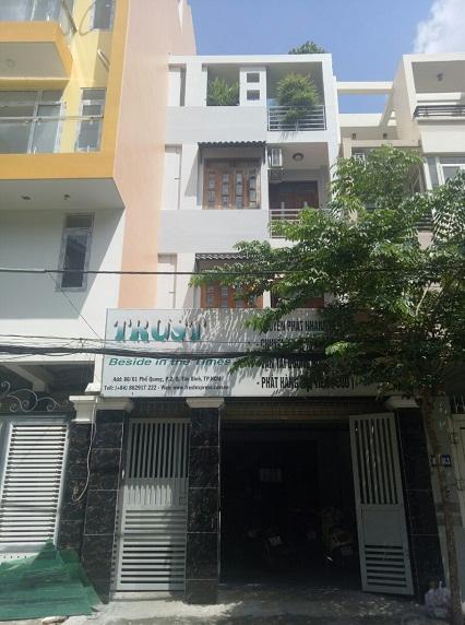 Nhà 5x25 đường Phổ Quang Quận Tân Bình khu vực yên tĩnh