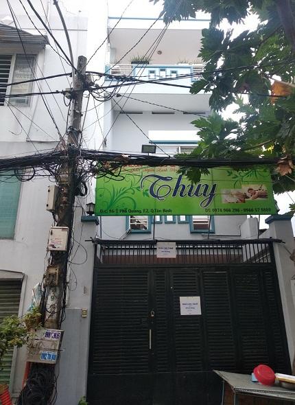 Nhà cho thuê nguyên căn Phổ Quang quận Tân Bình
