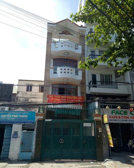 Nhà mặt tiền nguyên căn cho thuê Bạch Đằng quận Tân Bình