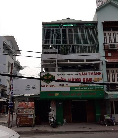 Nhà quận Bình Thạnh, cho thuê nhà mặt tiền đường D1