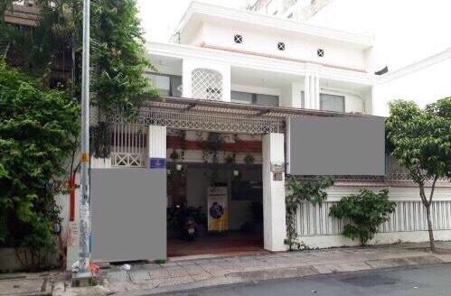 Thuê nhà quận 1, cho thuê nhà nguyên căn mặt tiền đường Phan Kế Bính
