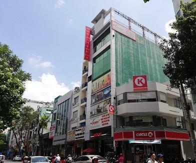 Thuê nhà quận 10, cho thuê nhà nguyên căn mặt tiền đường Cao Thắng