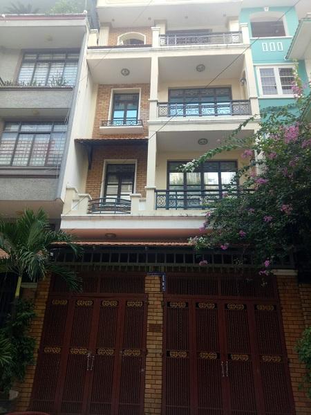 Thuê nhà nguyên căn đường Ba Tháng Hai quận 10
