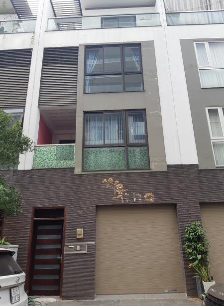 Thuê nhà quận 10, nhà nguyên căn khu Hà Đô đường 3 tháng 2