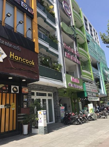 Thuê nhà quận 10, nhà nguyên căn đường Nguyễn Tri Phương