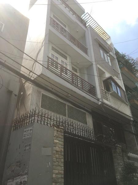Thuê nhà quận 10, nhà nguyên căn đường Sư Vạn Hạnh