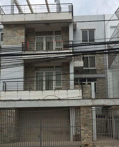 Thuê nhà quận 2, cho thuê nhà nguyên căn mặt tiền đường Lương Định Của