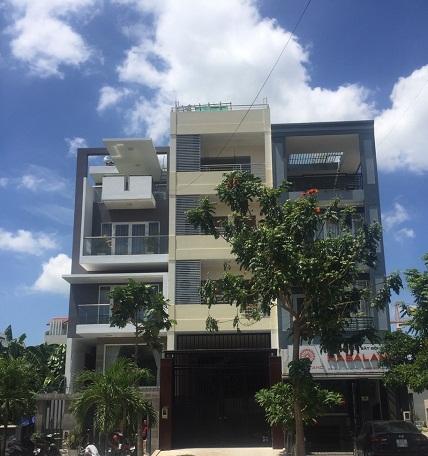 Thuê nhà quận 2, cho thuê nhà nguyên căn mặt tiền đường Trần Lựu