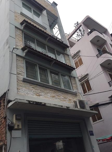 Thuê nhà quận bình thạnh, cho thuê nhà nguyên căn đường Nguyễn Thượng Hiền