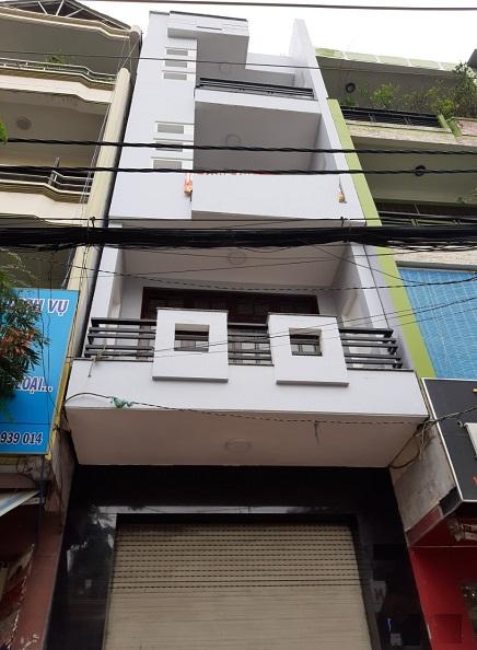 Thuê nhà quận bình thạnh, cho thuê nhà nguyên căn mặt tiền đường Đinh Bộ Lĩnh