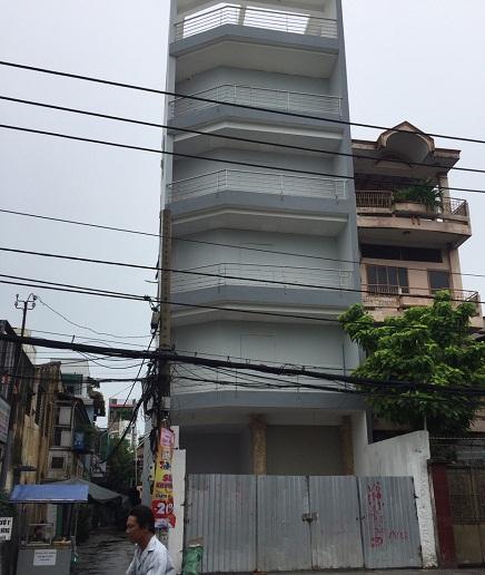 Thuê nhà quận bình thạnh, cho thuê nhà nguyên căn mặt tiền đường Lê Quang Định