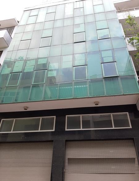 Thuê nhà quận bình thạnh, cho thuê nhà nguyên căn mặt tiền đường Nguyễn Hữu Cảnh