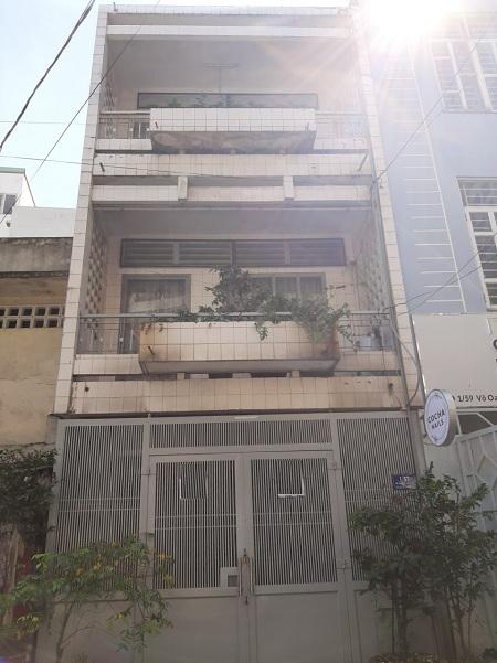 Thuê nhà quận Bình Thạnh, nhà nguyên căn đường D3