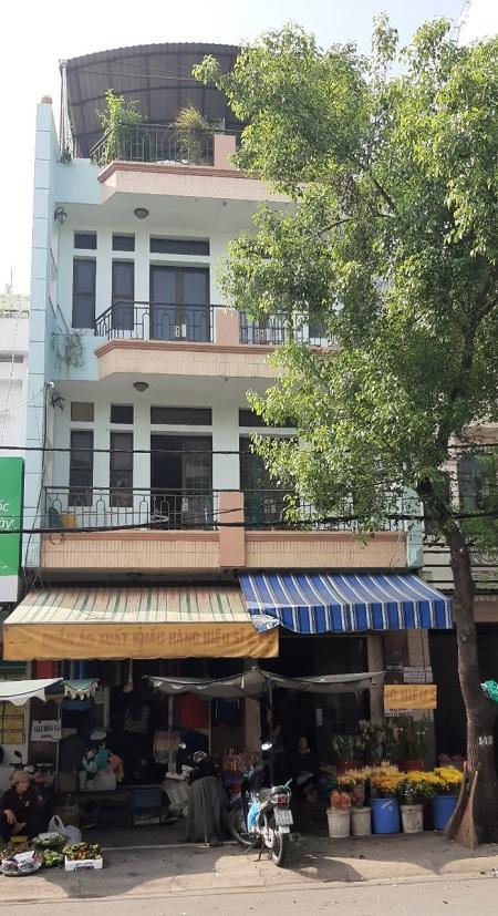 Thuê nhà quận Bình Thạnh, nhà nguyên căn đường Hoàng Hoa Thám