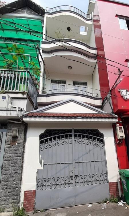 Thuê nhà quận Bình Thạnh, nhà nguyên căn đường Tân Cảng