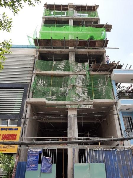 Thuê nhà quận Bình Thạnh, nhà nguyên căn đường Ung Văn Khiêm