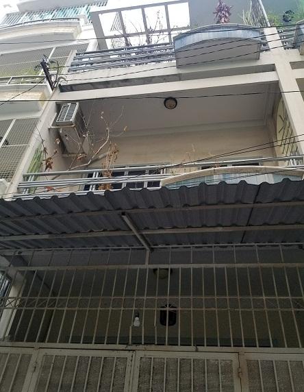 Thuê nhà quận phú nhuận, cho thuê nhà nguyên căn đường Huỳnh Văn Bánh