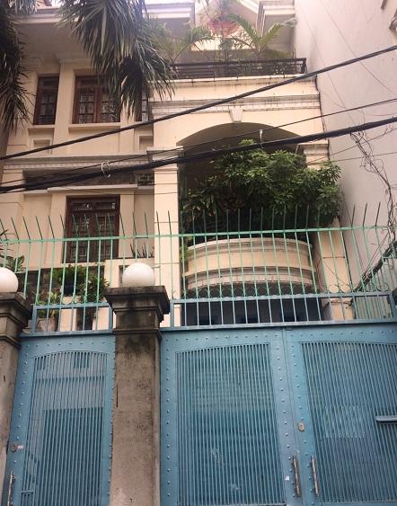 Cho thuê nhà nguyên căn Đồ Sơn Quận Tân Bình 7x20m2 1 trệt 2 lầu