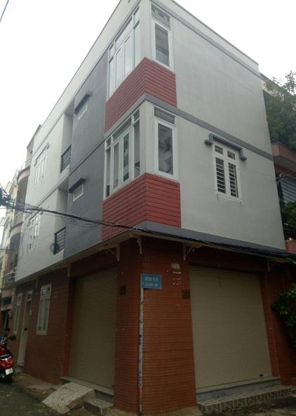 Thuê nhà quận tân bình, cho thuê nhà nguyên căn đường Nguyễn Bặc