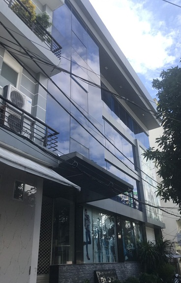 Cho thuê toà nhà nguyên căn mặt tiền đường Phạm Văn Bạch quận Tân Bình