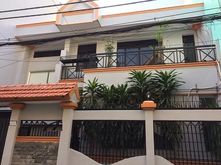 Cho thuê nhà 1 trệt 1 lầu 10x15m2 phường 13 quận Tân Bình