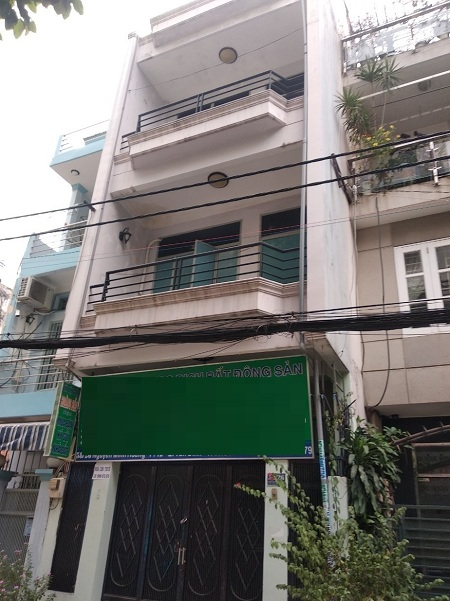 Thuê nhà quận Tân Bình, nhà nguyên căn đường Nguyễn Minh Hoàng