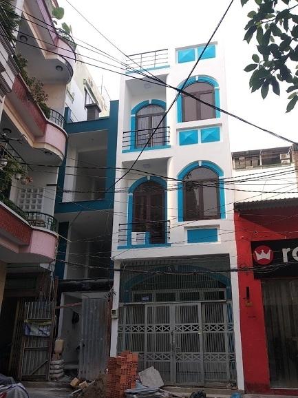 Thuê nhà quận Tân Bình, nhà nguyên căn đường Nguyễn Thái Bình