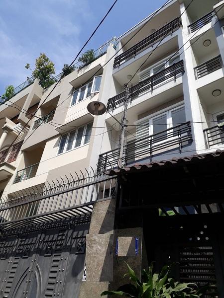 Thuê nhà quận Tân Bình, nhà nguyên căn đường Yên Thế
