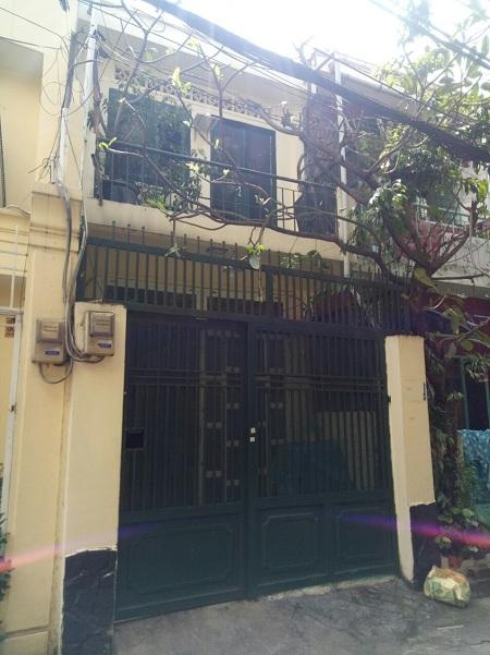 Thuê nhà Tân Bình, cho thuê nhà đường Nguyễn Trọng Tuyển