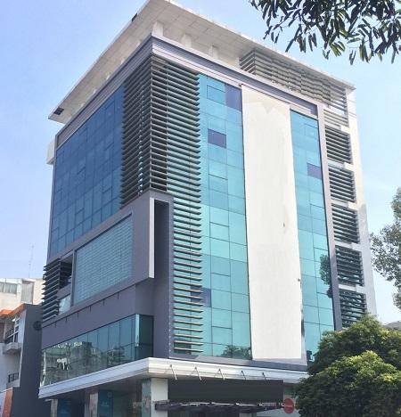 Thuê nhà tòa đường Phan Đăng Lưu quận Bình Thạnh