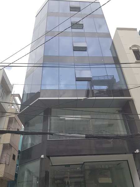 Tòa nhà cho thuê 2 mặt tiền Nguyễn Trọng Lội quận Tân Bình